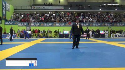 ALVARO RIBEIRO vs FELIPE OLIVEIRA 2019 European Jiu-Jitsu IBJJF Championship