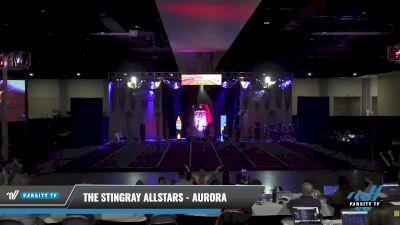The Stingray Allstars - Aurora [2021 L4 - U19 Day 2] 2021 Queen of the Nile: Richmond