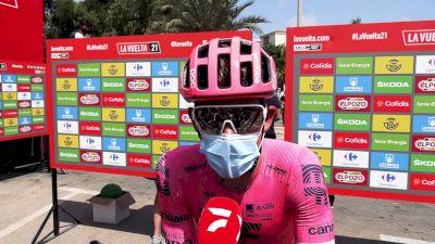 Lawson Craddock: EF Refocusing Their Goals At The 2021 Vuelta A España