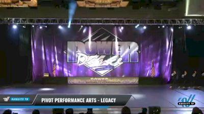 Pivot Performance Arts - Legacy [2021 Senior - Pom Day 1] 2021 ACP Power Dance Nationals & TX State Championship