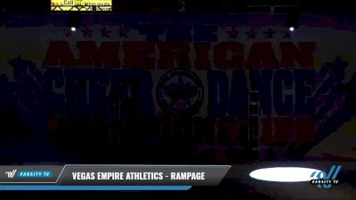 Vegas Empire Athletics - Rampage [2021 L3 Youth - D2 - Small Day 2] 2021 The American Celebration DI & DII