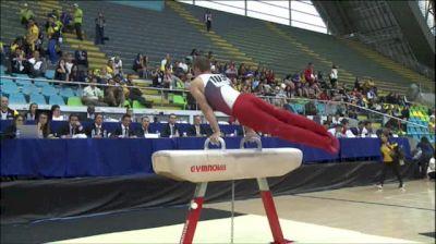 Sam Mikulak - Pommel Horse, United States - 2018 Pacific Rim Championships