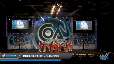 Indiana Elite - Diamond [2020 L4 Senior - Medium Day 1] 2020 COA: Midwest National Championship