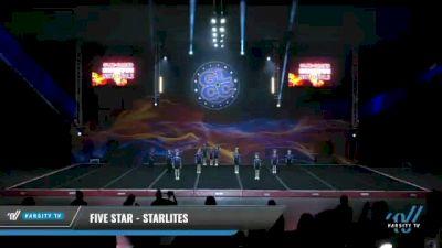 Five Star - Starlites [2021 L1 Tiny Day 1] 2021 GLCC: The Showdown Grand Nationals