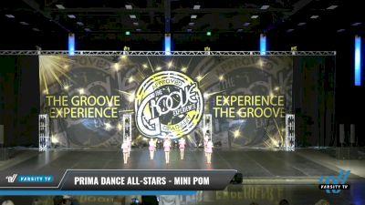 Prima Dance All-Stars - Mini Pom [2021 Mini - Pom Day 2] 2021 Groove Dance Nationals
