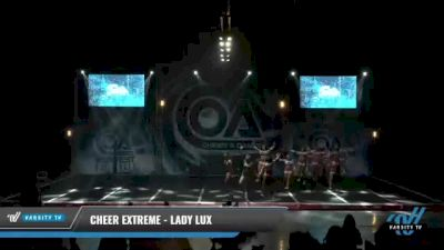 Cheer Extreme - Kernersville - Lady Lux [2021 L6 International Open - NT Day 1] 2021 COA: Midwest National Championship