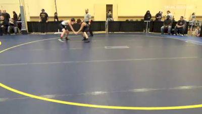 150 lbs Consolation - Brennan Breisinger, Quaker Valley vs Landon Syput, Highlands