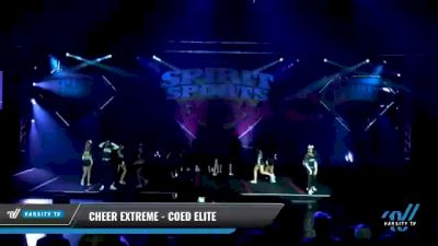 Cheer Extreme - Kernersville - Coed Elite [2021 L6 Senior Coed - Small Day 2] 2021 Spirit Sports: Battle at the Beach
