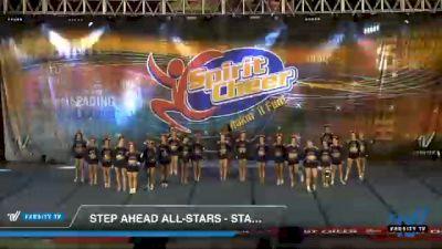Step Ahead All-Stars - Starburst [2021 L4 Senior - D2 Day 1] 2021 South Florida DI & DII Nationals