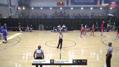 Tampa Tarpons vs Puerto Rico Elite | 7.28.2018 | AAU Boys 16U-10B