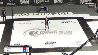 Jackson Sousa vs Helton Silva 2019 Abu Dhabi Grand Slam Moscow