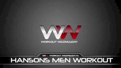 Hansons-Brooks Pre-Houston Trials Workout