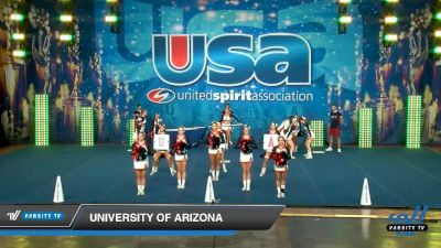 University of Arizona [2020 Small Co-Ed Show Cheer 4-Year College -- Division I Day 2] 2020 USA Collegiate Championships