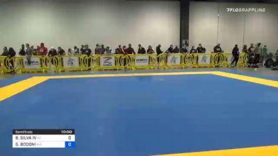 BENJAMIN SILVA IV vs GIANCARLO BODONI 2020 IBJJF Pan No-Gi Championship