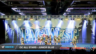 OC All Stars - Junior Blue - Foothill Ranch [2020 L3 Junior - Small Day 1] 2020 PacWest