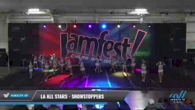LA All Stars - Showstoppers [2021 L4 Junior Day 2] 2021 JAMfest: Liberty JAM