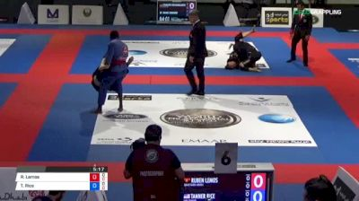 Ruben Lemos vs Tanner Rice 2018 Abu Dhabi World Professional Jiu-Jitsu Championship