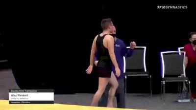 Susan Gill - Double Mini Trampoline, Eagle Gymnastics TX - 2021 USA Gymnastics Championships