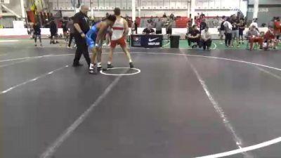 61 kg Prelims - Jaxon Maroney, Pennsylvania RTC vs Malyke Hines, Florida