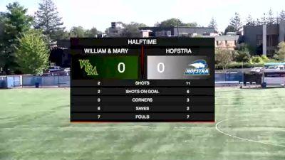 Replay: William & Mary vs Hofstra   Oct 17 @ 12 PM
