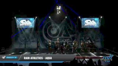 Rain Athletics - Aqua [2021 L6 Senior - Small Day 1] 2021 COA: Midwest National Championship
