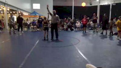 97 lbs Final - Mason Hopkins, Chaos vs Forfeit, Revival