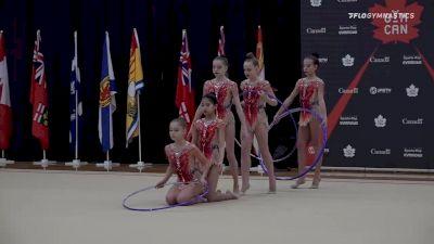Questo Junior Group - 5 Hoops, Questo