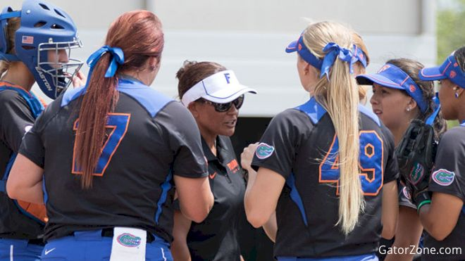 Florida Gator Coach Jenn Rocha and the 'Blessing' of a Championship