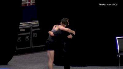 Gracie Harder - Double Mini Trampoline, Carolina Elite - 2021 USA Gymnastics Championships