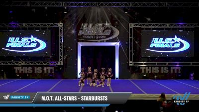 M.O.T. All-Stars - Starbursts [2021 L1 Tiny - Non-Building Day 1] 2021 The U.S. Finals: Ocean City