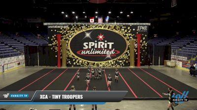 XCA - Tiny Troopers [2021 L1 Tiny] 2021 PA Championship