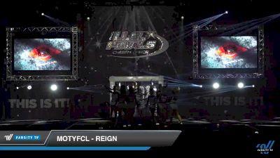 MOTYFCL - Reign [2019 - Senior - Club 3 Day 1] 2019 US Finals Providence