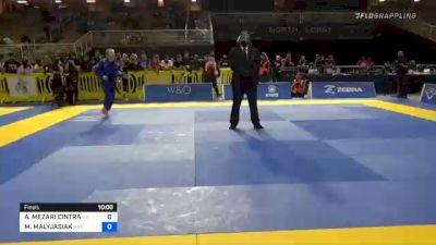 ANDRESSA MEZARI CINTRA vs MARIA MALYJASIAK 2020 Pan Jiu-Jitsu IBJJF Championship