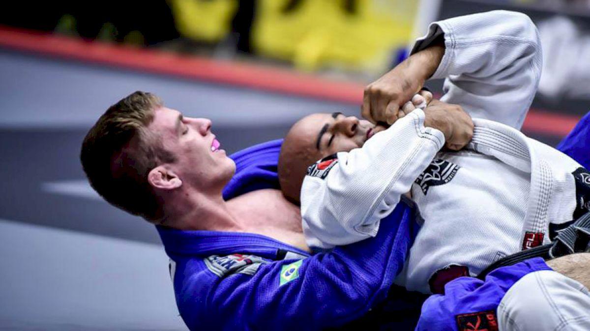 Keenan Cornelius to Enter U S  National Pro BJJ Championship Jan  24