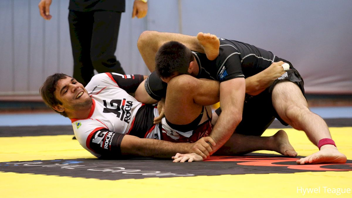 Third Time The Charm For Joao Gabriel Rocha To Win ADCC Gold?