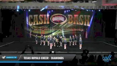Texas Royals Cheer - Diamonds [2021 L1 Youth - D2 - B Day 2] 2021 ACP Cash Bash Championship