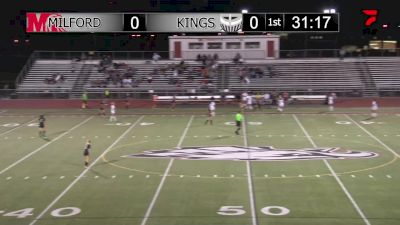 Replay: Milford vs Kings | Oct 12 @ 7 PM