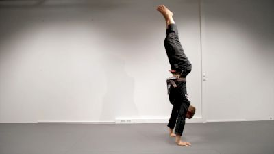 Yoga for BJJ: Advanced Handstand Warm-Up