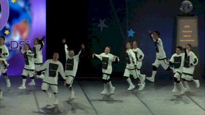 World Wings (Japan) [2018 Open Coed Hip Hop Finals] The Dance Worlds