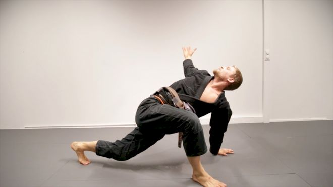 Yoga for BJJ: Simple Dynamic Warm-Up