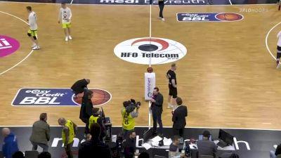 Full Replay - Medi Bayreuth vs Giessen 46ers