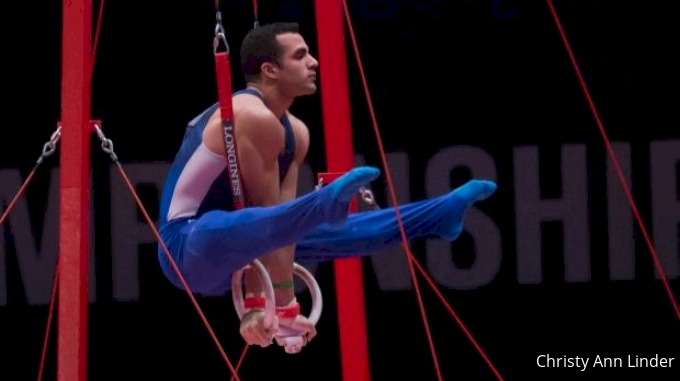 picture of Danell Leyva