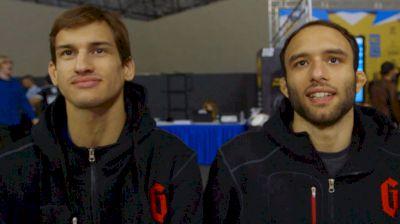Queixinho & Chantre Go Head to Head With The Miyao Bros