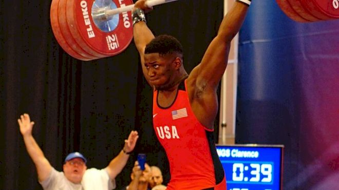 How To Watch 2017 IWF Youth World Championships