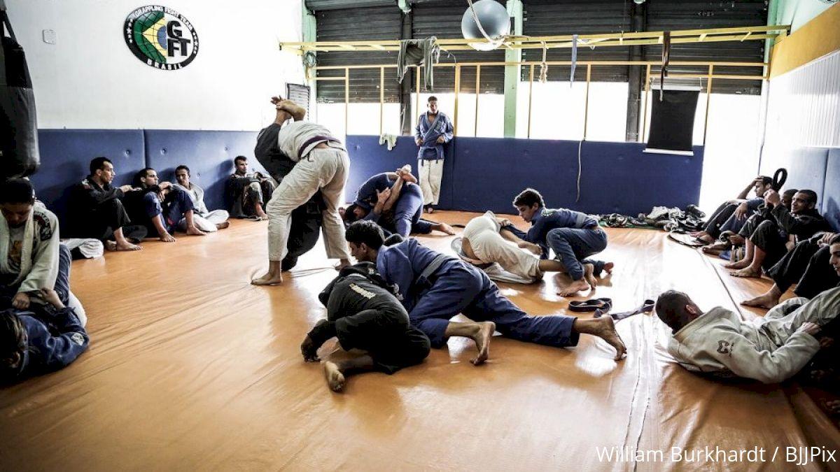 Why GF Team Are The Rulers Of Rio de Janeiro's BJJ Scene