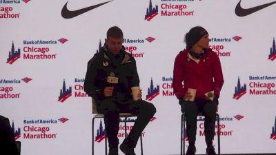 Galen Rupp, Gwen Jorgensen Disappointed With Chicago Marathon Results