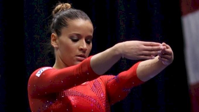 picture of Alicia Sacramone