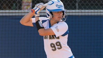 UCLA Softball: Delaney Spaulding Playing Under Pressure