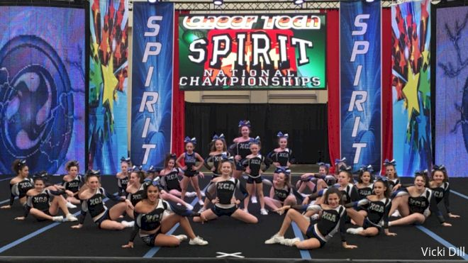 Cheer Tech Spirit Nationals Archive Video Available Now