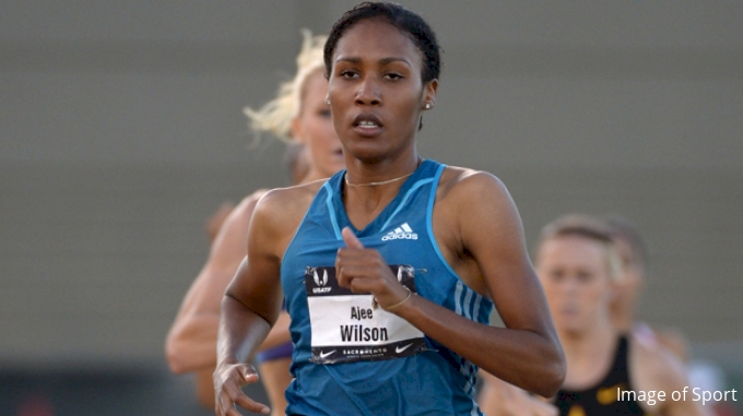 picture of Ajee Wilson